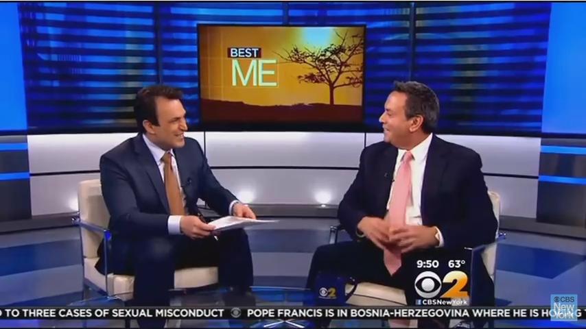 Allan Ageman on CBS