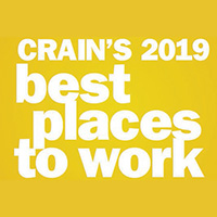 Crain's Top 100 Best Places to Work